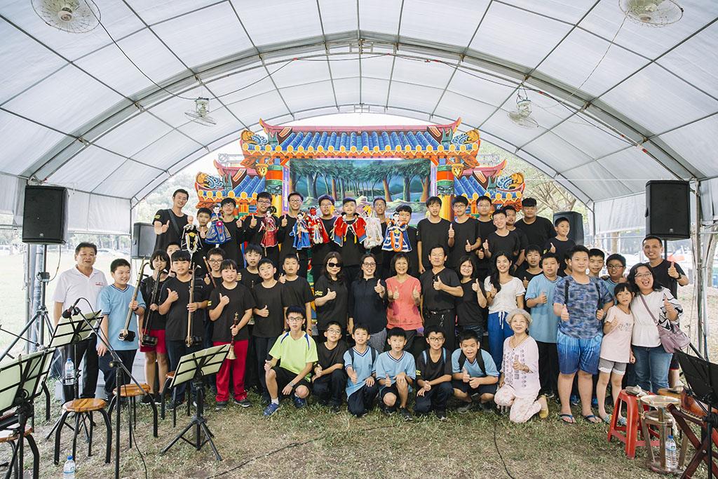 雲林国際人形劇祭り  年度:2019  写真提供:雲林県政府