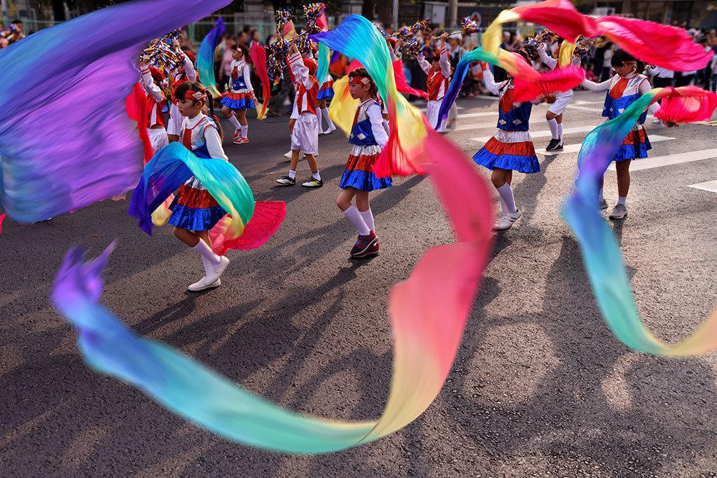 嘉義市国際バンドフェスティバル  年度:2018  写真提供:嘉義市政府文化局