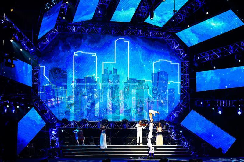 台北最High新年城 カウントダウンパーティー  年度:2018  写真提供:台北市政府観光伝播局