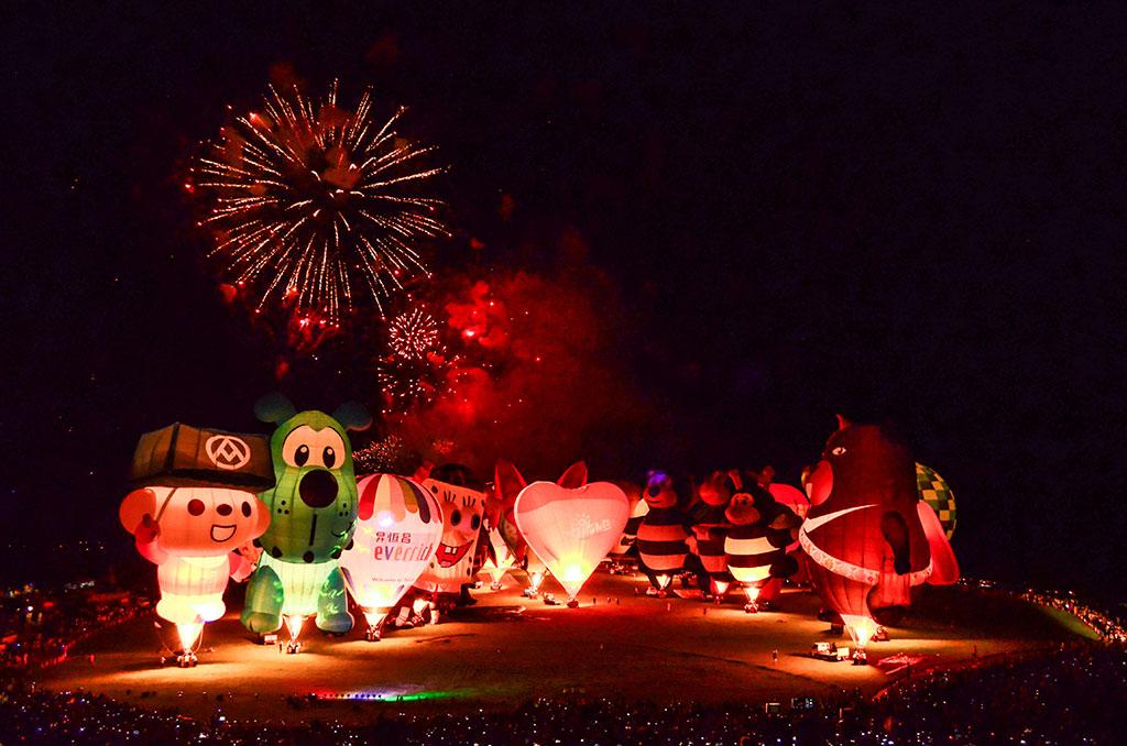 光彫音楽会開幕  年度:2019  写真提供:台東県政府