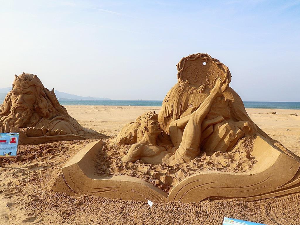 国際大会-彫刻家:韓国Daeyoung Ji  年度:2019  写真提供:東北角及び宜蘭海岸国家風景区管理処