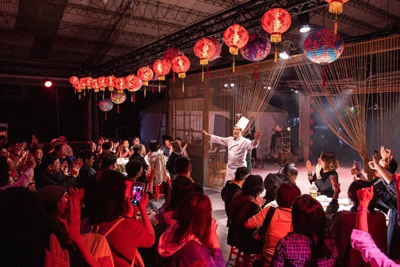 歌舞劇《十二碗菜歌》  年度:2019  撮影者:李文揚  写真提供:文化部