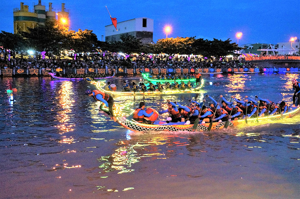 鹿港の端午祝い  年度:2019  写真提供:彰化県政府