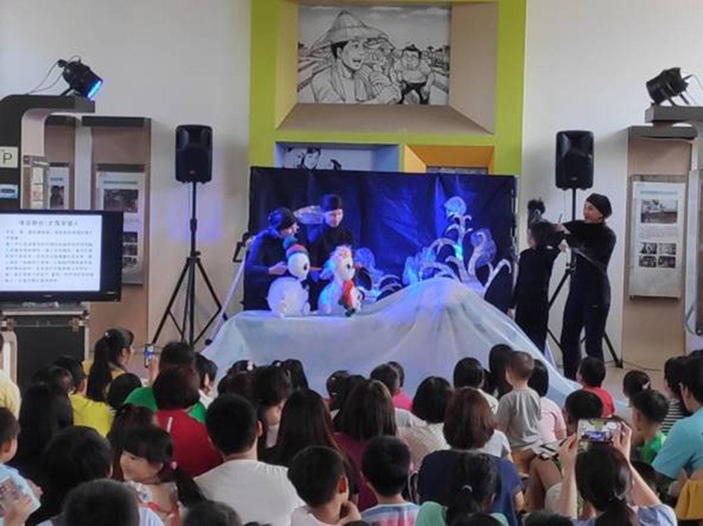 人形劇祭り  年度:2019  写真提供:雲林県政府
