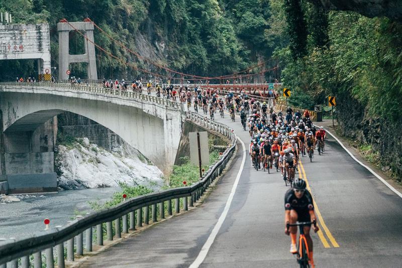 寧安橋  年度:2019  写真提供:中華民国自行車騎士協会
