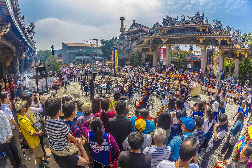 保生文化祭  年度:2018  撮影者:利勝章  写真提供:台北保安宮