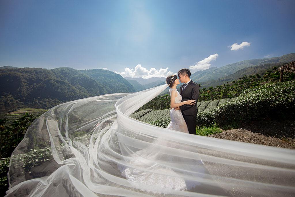 阿里山神木ウェディング  年度:2019  写真提供:阿里山国家風景区管理処