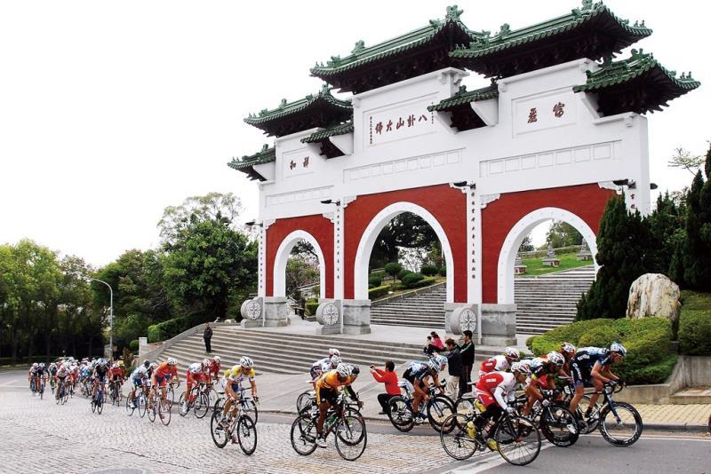 八卦山-サイクリングイベント