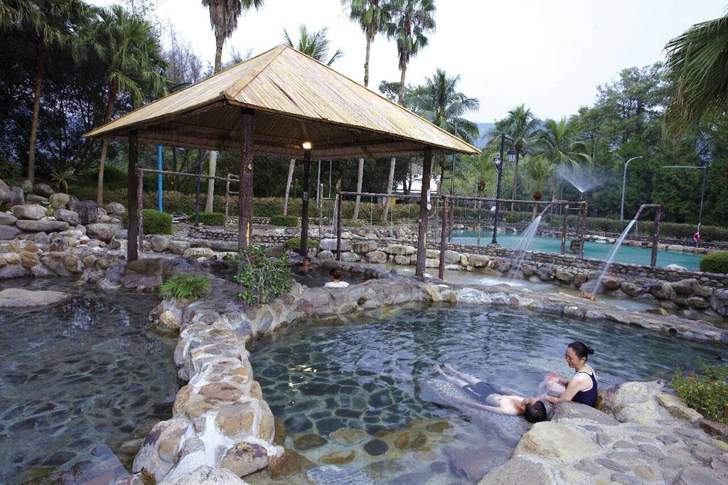 泰雅温泉  写真提供:北港渓温泉協会