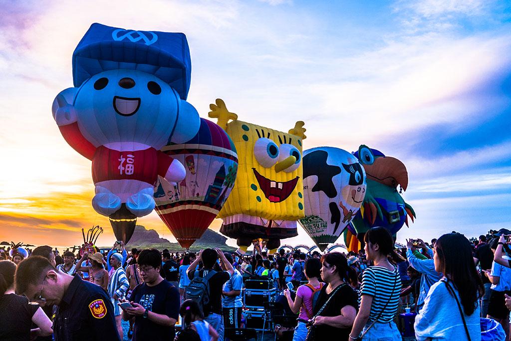 三仙台光彫音楽会  年度:2019  写真提供:台東県政府