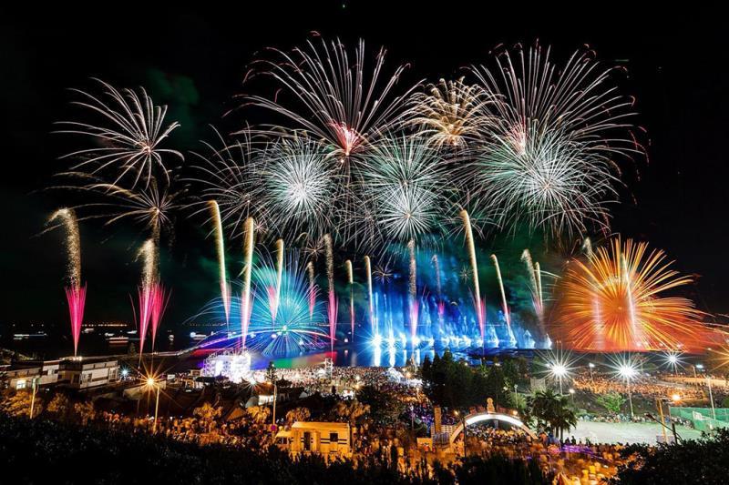 澎湖国際海上花火フェスティバル