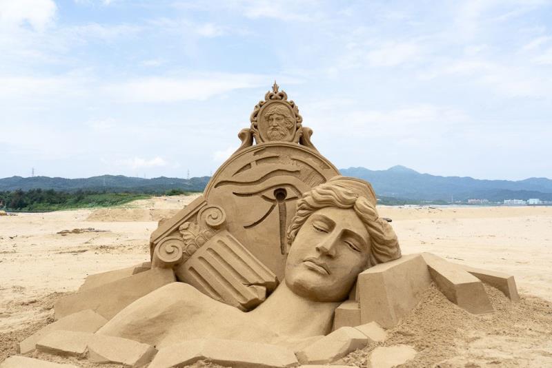世界大会準優勝-彫刻家:中国張作
