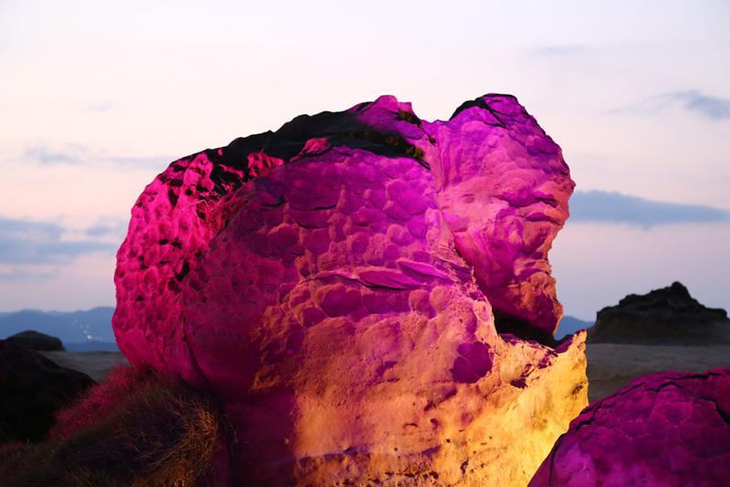 キングコング岩  年度:2018  写真提供:北海岸および観音山国家風景区