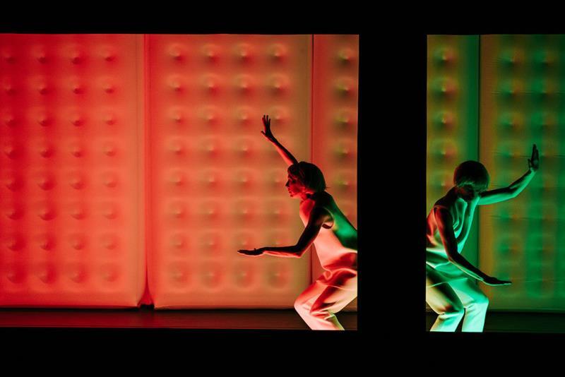 ヴィンセント・デュポン《立体.境》  年度:2018  撮影者:拉風  写真提供:国家表演芸術センター